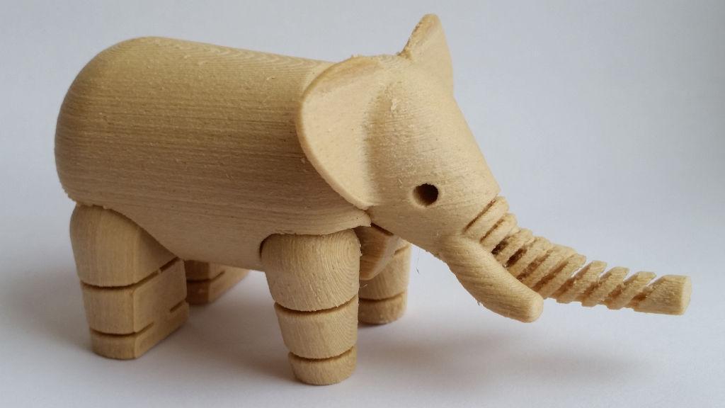 Wood Filament Review 3d Printing Materials Feels