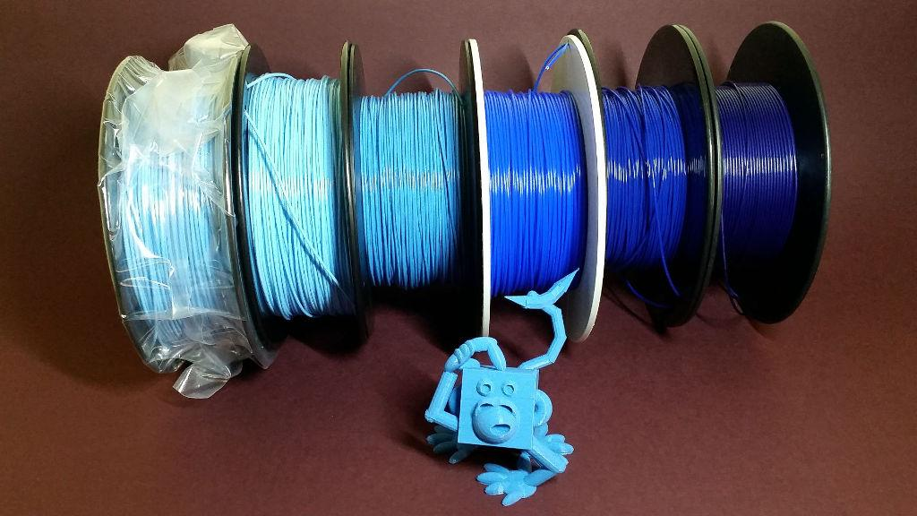 PLA Filament Review - Best for Beginners - 3D Printing Materials