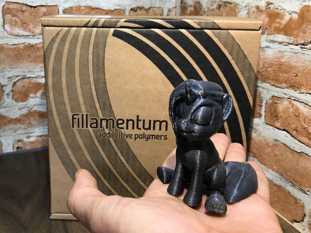 Fillamentum 3D Printer Filament - Vertigo Grey