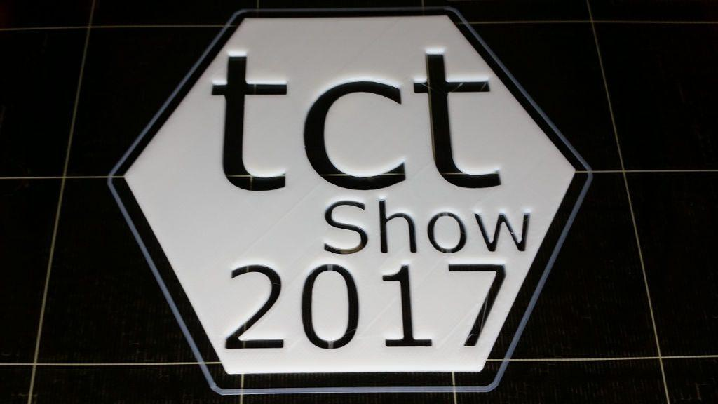 3D Printed Hexagon - TCT Show 2017 - Themed Collection