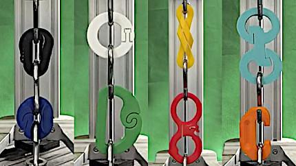 3D Printed Hooks - Polymaker Hook Tournament