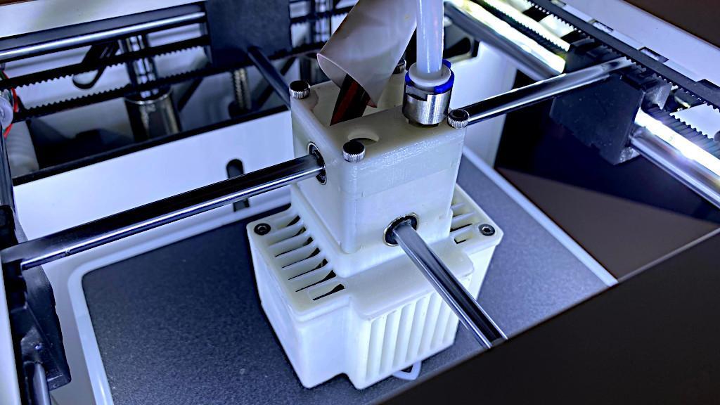 Ready to Print Pre-Assembled 3D Printer
