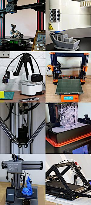 3D Printer Guide and Reviews