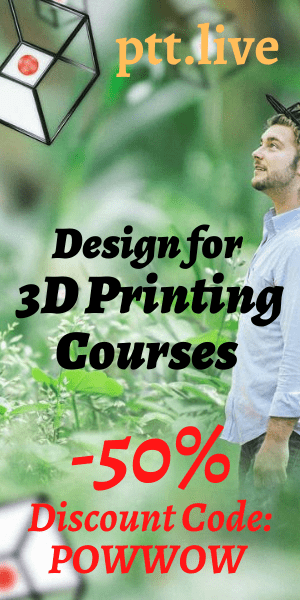 Design for 3D Printing Course by Print That Thing