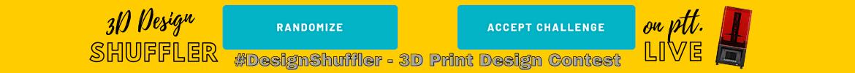 3D Print Design Challenge